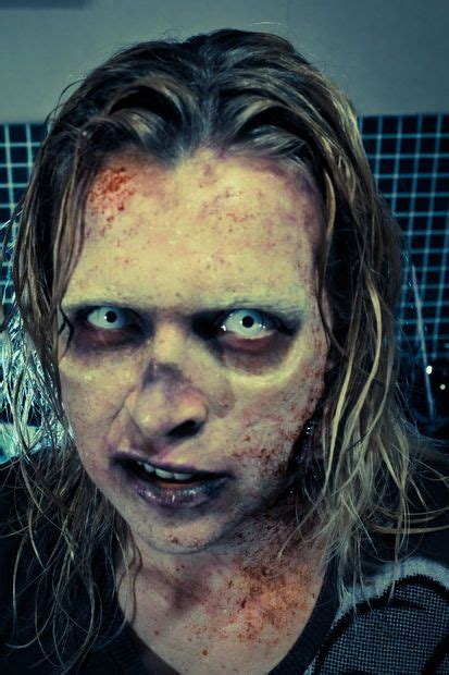 zombie hair tutorial walking dead style zombie make up how to halloween