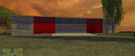 ls 15 werkstatt mod ls 15 garage for farm v 1 0 platzierbare objekte mod f 252 r