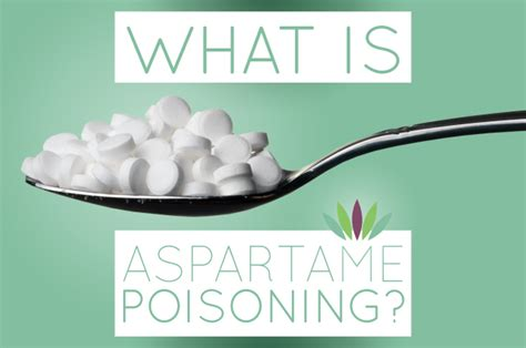 How To Detox From Aspartame Poisoning by What Is Aspartame Poisoning Myersdetox