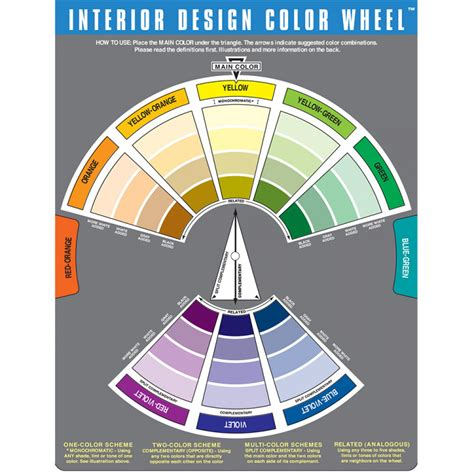 color wheel design color wheel company interior design color wheel