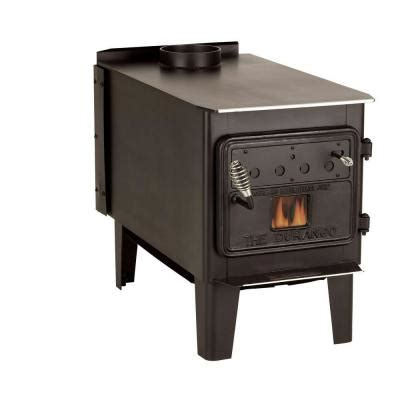 vogelzang durango 1 500 sq ft wood burning stove with