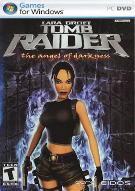 free download pc games full version tomb raider tomb raider 6 the angel of darkness pc game free download
