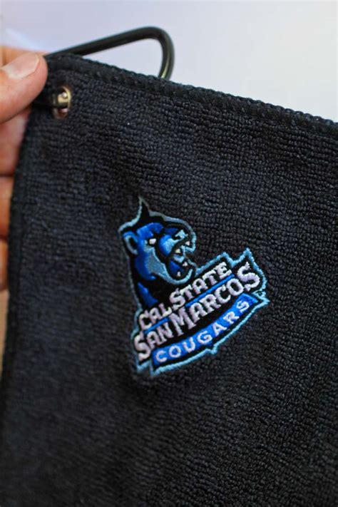 bmw golf towel custom logo microfiber golf towels logo golf towel