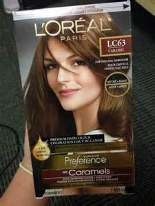loreal caramel hair color loreal superior preference les caramels lc63 brown
