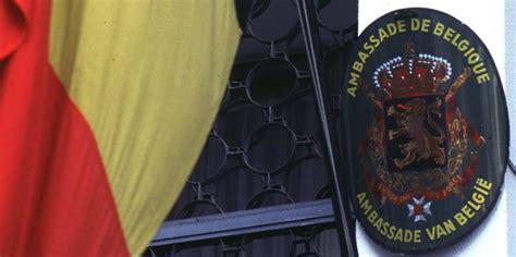 consolato belga a pourquoi fermer des ambassades de belgique la libre