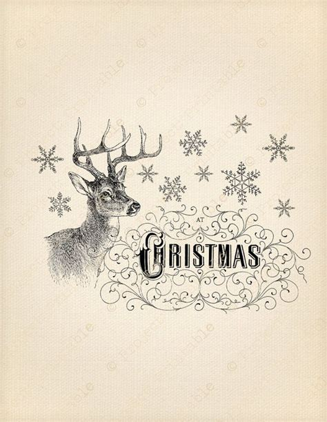 free printable fabric transfers fabric image transfer reindeer christmas instant