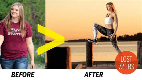 72 best images about before weight loss success story meghan gilbert lost 72 pounds by
