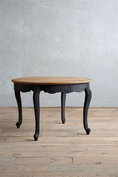 Anthropologie Dining Table Cabriole Dining Table Anthropologie