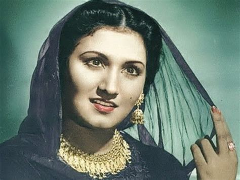 sindhi film stars in bollywood madam noorjehan who was a legendary singer and actress in