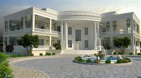 Large House Plans by Creative Design Iraq Architecture Engineering Erbil Iraq