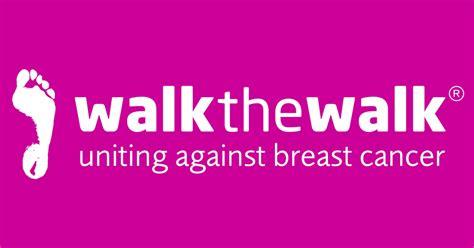 walk the walk the walk breast cancer grant charity