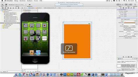 tutorial iphone xcode xcode 4 iphone sdk tutorial partial curl animation hd