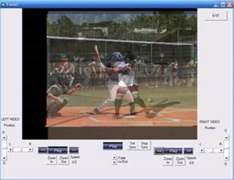 swing analysis software affordable baseball and softball swing pitching analysis