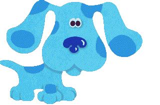 green puppy blues clues image blue wagging gif blue s clues wiki fandom powered by wikia