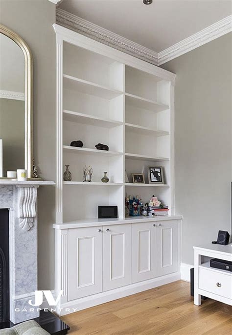 traditional bookshelves fitted wardrobes bookshelves and alcove cupboards top