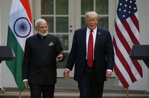 donald trump visit to india amid the handshakes and hugs why didn t pm modi ask trump