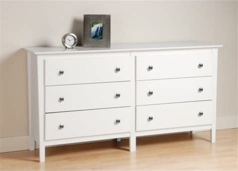 berkshire  drawer dresser white modern dressers