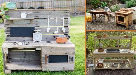 Top 10 of Mud Kitchen Ideas for Kids Home Design, Garden