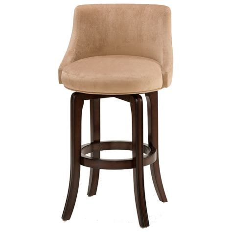 napa bar stool napa valley 25 quot swivel counter stool cherry textured