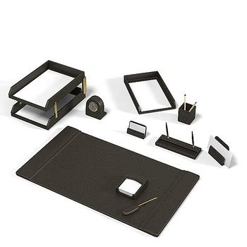 western office desk accessories office furniture executive desk accessories set buy