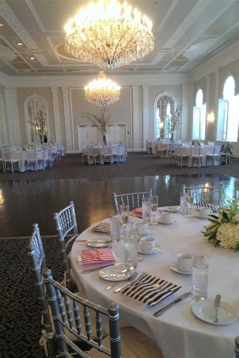 hotel wedding packages nj berkeley oceanfront hotel weddings get prices for jersey