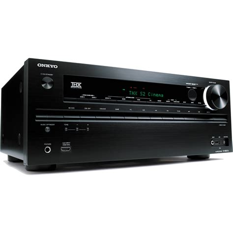 Home Theater Receiver onkyo tx nr616 a v home theater receiver tx nr616 b h photo