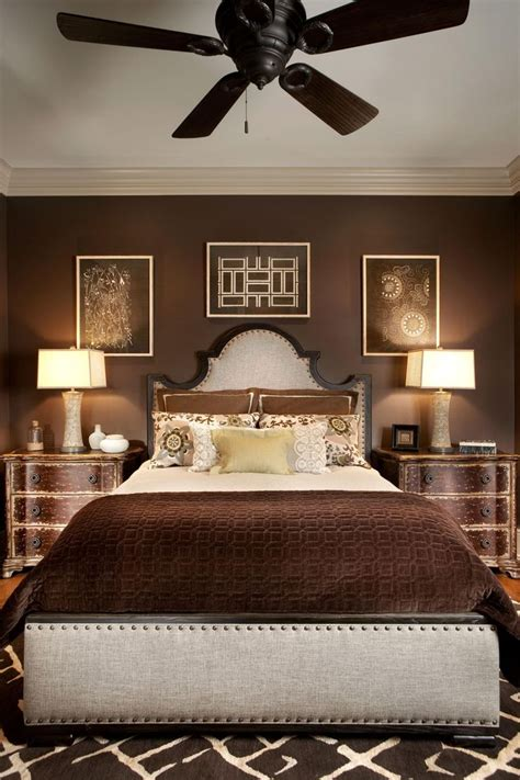 brown walls in bedroom 1000 ideas about brown bedrooms on pinterest brown