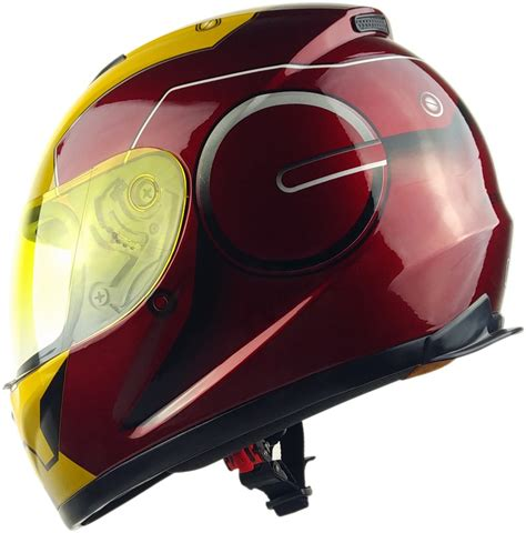 iron man helmet design wholesaler iron man motorcycle iron man motorcycle