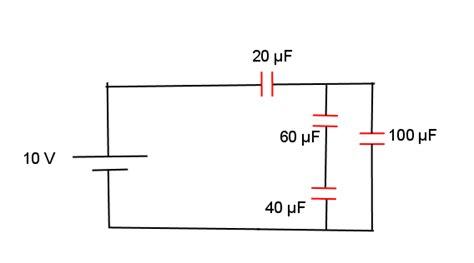 capacitors network physics problem capacitors circuits read physics ck 12 foundation