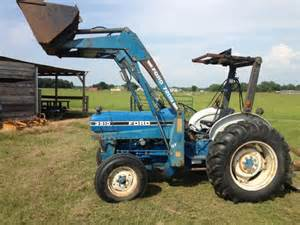 1989 1989 ford 3910 farm tractor for sale in lafayette
