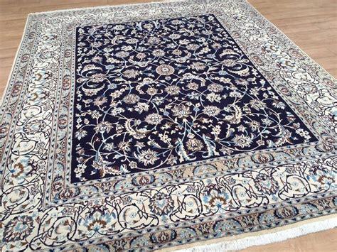 tappeto persiano nain di grande valore tappeto persiano royal nain 9la xx