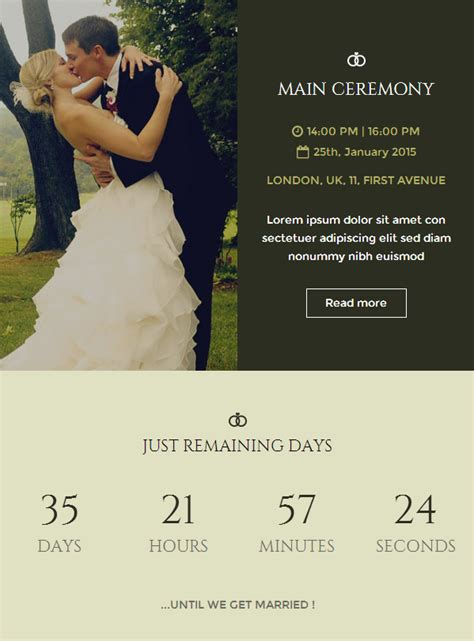 Electronic Wedding Invitations