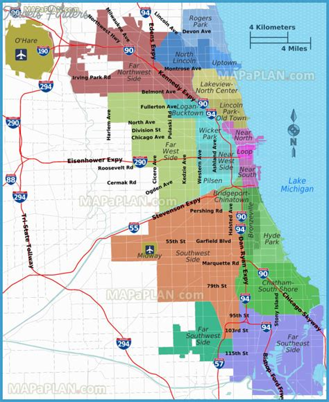 chicago map 2016 chicago districts map 2016 28 images optimus 5 search