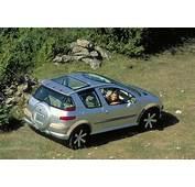 Peugeot 206 Escapade  Les Concept Cars