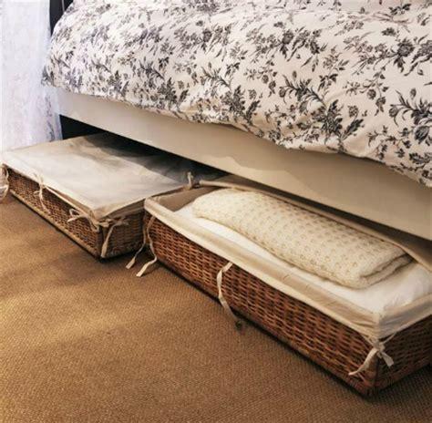 ikea under bed storage wicker under bed storage ikea for the home pinterest