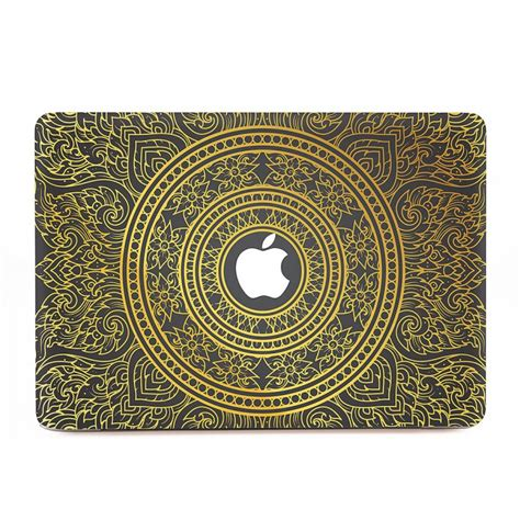 Apple Aufkleber Gold by Thai Element Traditional Gold 1 Macbook Skin Aufkleber