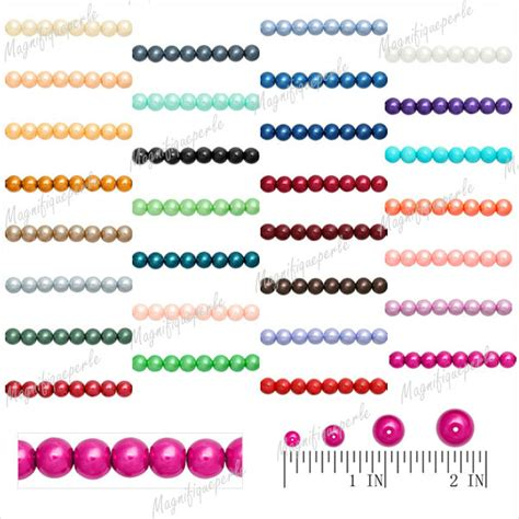 10mm bead actual size details about 4mm 6mm 8mm 10 mm losse glass pearl