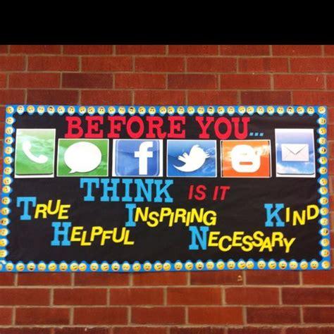 themes for english c bulletin board ideas middle school english art bulletin