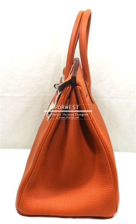 Hermes Lindy Togo auth hermes birkin 35 orange togo phw bnib 17999 0000