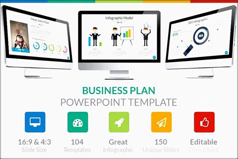 template for internet business plan 9 online business plan powerpoint free of cost