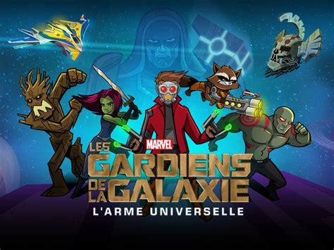 film marvel les gardiens de la galaxie gardiens de la galaxie a u test jeu android sur