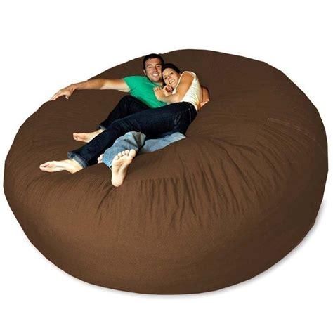 giant bean bag bed pinterest