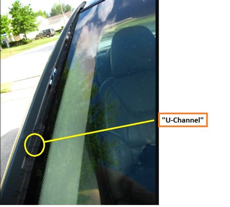 windshield rubber side weather stip page  volvo forums