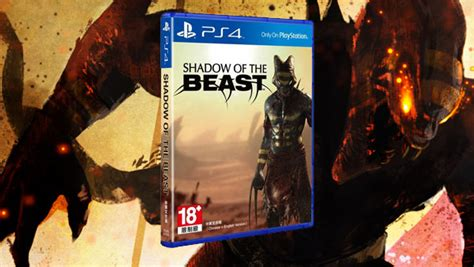 Amycoll Ps3 Unveiled In China by Shadow Of The Beast For Ps4 Physical Release