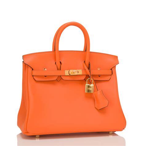 And Orange Hermes Birkin Was She Thinking by Hermes Birkin Bag 25cm Orange Gold Hardware World