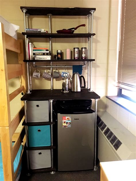 Build   Diy Dorm Storage Unit Simplified