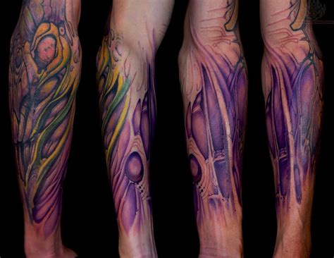 mechanical sleeve tattoo mechanical images designs