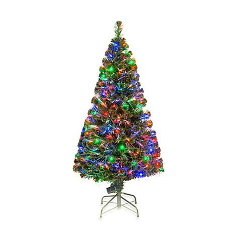 national tree company 5 foot fiber optic evergreen pre lit