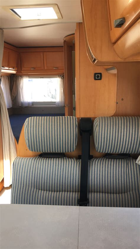 hymer bc  classic occasion de  fiat camping car