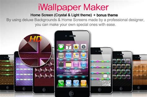 Design a Creative Wallpaper on Android and iOS Device